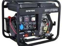 Сварочный генератор Hyundai DHYW 190AC