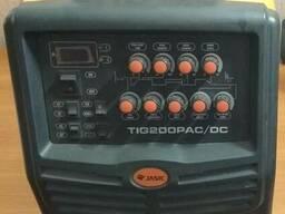 Сварочный инвертор Jasic TIG-200P AC/DC. б/у