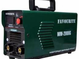Сварочный инверторный аппарат Favourite WM 200 IG