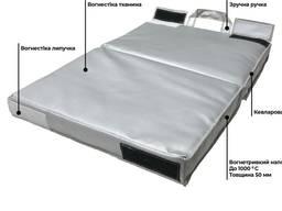 Сварочный коврик, коврик для сварщика, сварочный экран, сварочная подушка WeldPad 2