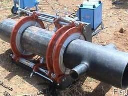 Сварочные аппараты б/у для стыковой сварки ПЭ труб.