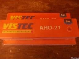 Сварочные электроды ано-21 диаметр 3 Вистек