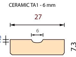 Сварочные керамические подкладки (weldline, keraline)