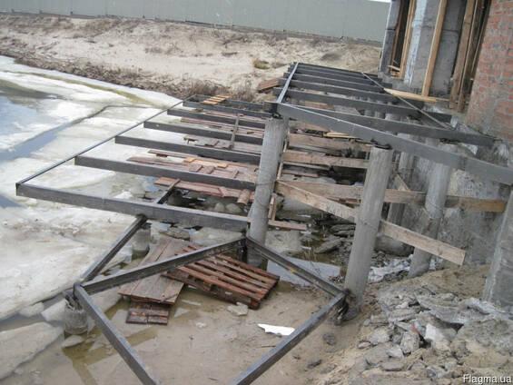 Сварочные работы Киев , услуги, вызов сварщика, сварка металлок