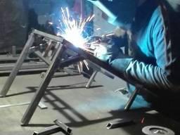 Сварочные работы. Мех обработка металла