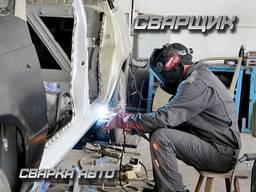 Сварщик Сварка авто Сварочные работы Рихтовка Кузовной ремонт
