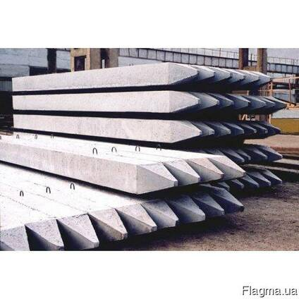 Свая железобетонная С 60.30-6 300х300х6000 мм