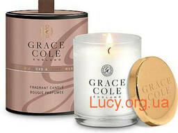Свеча для дома ароматизированная Oud Accord & Velvet. ..