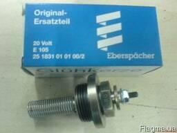Свеча накаливания Е105 для airtronic 24В D1Lc,D1Lc compact D