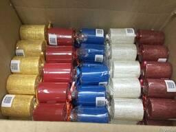 Свечи цветные Цилиндр