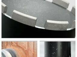 Сверление отверстий в бетоне, железобетоне, кирпиче алмазные