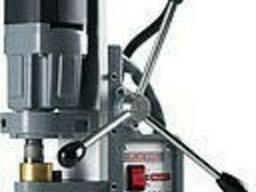 Сверлильный станок на магнитном основании с автоохлаждением.