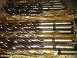 Сверло 25.25 к/хв по металу удлиненное - фото 2