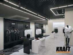 Светильник для подвесных потолков грильято Kraft LED-G-24. ..