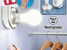 Светильник-лампа на самоклеющейся основе Stick Up Bulb