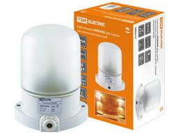 Светильник НПБ400П настенно-потолочный белый, IP54, 60 Вт, о
