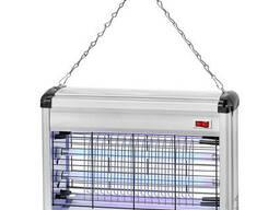 Светильник от насекомых Delux AKL-17 2х8 Вт на площадь 70. ..