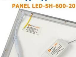 Светильник PANEL LED-SH-600-20 595*595*13 мм 36 вт 6400К