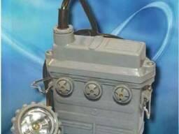 Светильник шахтный головной аккумуляторный СГД.5М.05