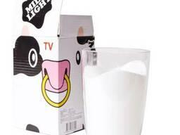Светильник стакан с молоком, лампа-ночник Стакан молока