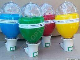 Светодиодная Диско-лампа LED «Mini Party»