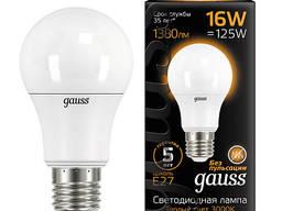 Светодиодная лампа 10Вт GAUSS