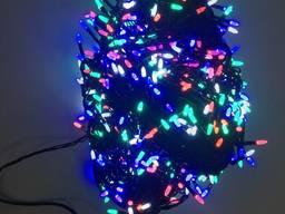"""Светодиодная LED гирлянда """"нить"""" 1000 ламп, 70 метров"""