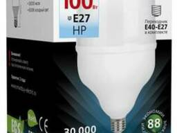 Светодиодная (LED) Лампа Smartbuy-HP- 100W /6500/E27 (SBL- H