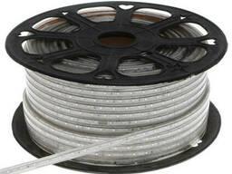 Светодиодная лента в силиконе BY-028/60 220V 100м 2835 RGB White PCB IP65