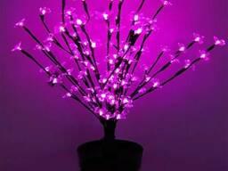 Светодиодное дерево купить фигурки сувениры свадебный декор