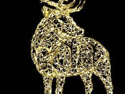 Светодиодный олень
