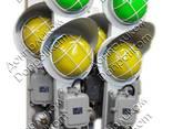 Светодиодный пост сигнальный ПС-2 LED со звонком ЗВП - фото 7