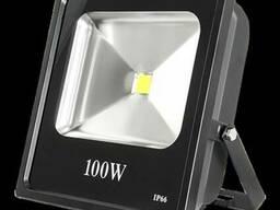 Светодиодный прожектор 100 W, 8000 Лм, гарантия 3 года
