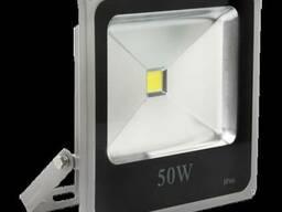 Светодиодный прожектор 50 W, 4600 Лм, гарантия 3 года,
