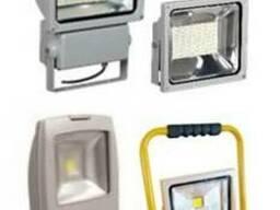 Светодиодные LED светильники и прожекторы