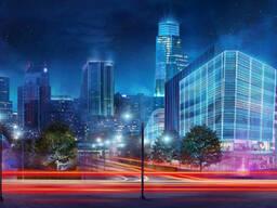 Светодиодные решения в уличном освещении