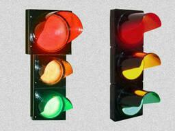 Светофорное оборудование Светофоры пешеходные. ..