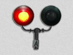 Светофоры Переездные Светодиодные СП2-200-АТ И СП3-200-АТ