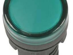 Светосигнальный индикатор AD-22DS LED d22мм зеленый 230B IEK