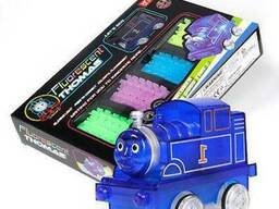 Светящаяся железная дорога Fluorescent Thomas