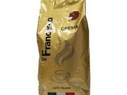 Свежеобжаренный кофе Де Франческо Крема