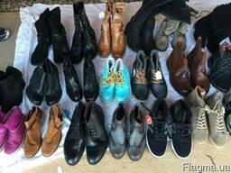 Свежий завоз новой обуви Hesko по 13 евро/килограмм.