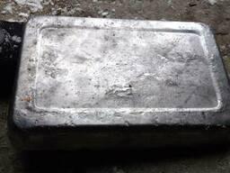 Свинец марки ССу2(подходит для дроби и грузов)