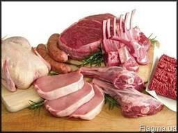 Свинину, говядину, полутуши, разделка