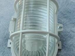 Светильник НББ20У-60-022 Еллипс1 60Вт ІР44 с решёткой
