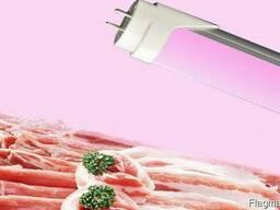 Світлодіодна лампа Т8 для освітлення м'ясних вітрин 23 Вт