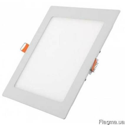 Світлодіодні світильники LedEx квадрат вбудований