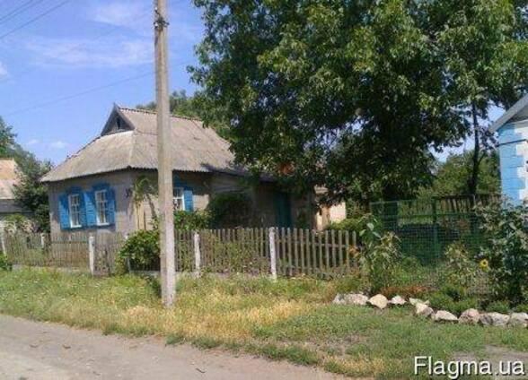 Свой дом, газифицированный в пос. Просяная, Днепропетровской