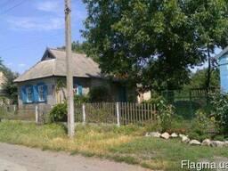 Свой дом, газифицированный в пос.Просяная, Днепропетровской