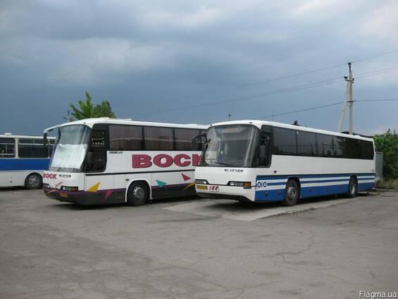 Заказ автобуса из г. Першотравенск , Павлоград, Терновка